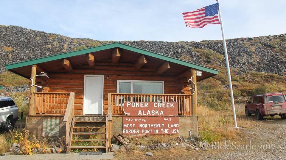 Alaska Border Crossing