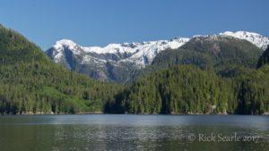 North Coast Mountains