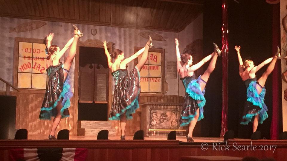 Diamond Tooth Gertie's Dancers