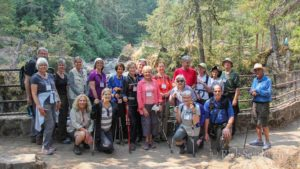 August Hiking Group