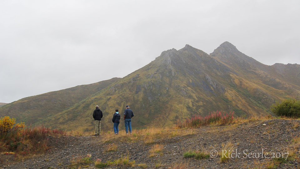 Thombstone Mtn and guests