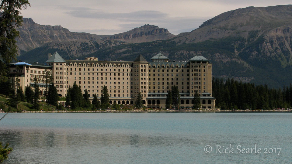 Chateau Lake Louise Banff National Park