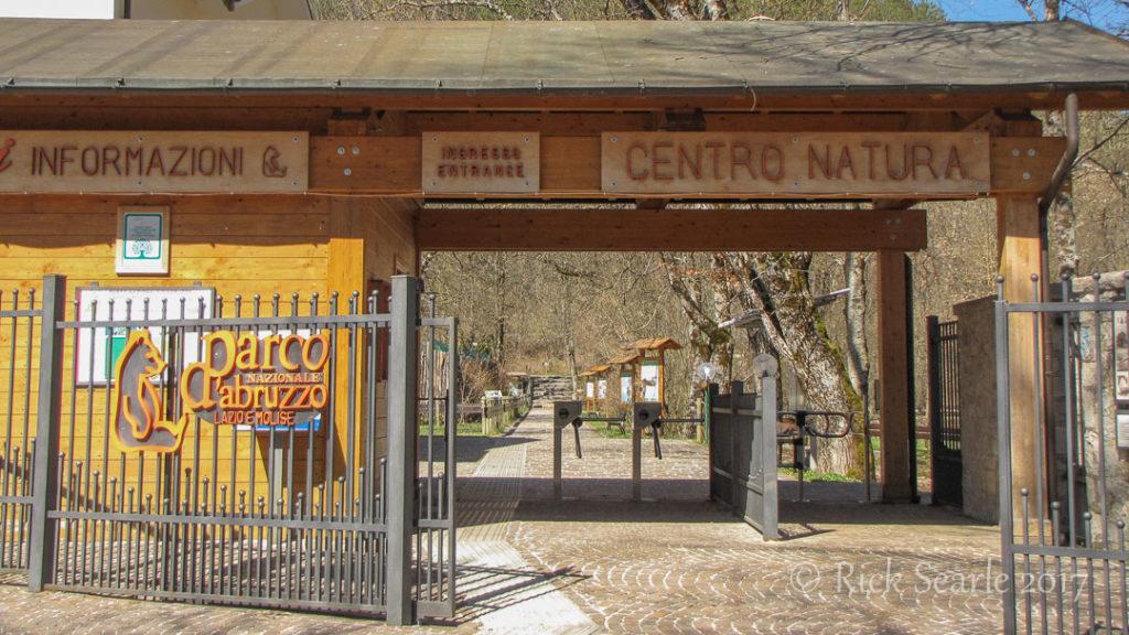 Abruzzo NP Nature Centre in Pescasseroli