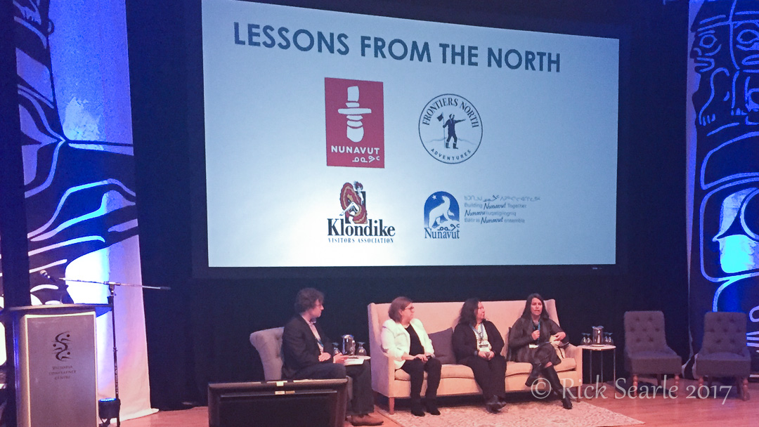 Lessons from the North Panel