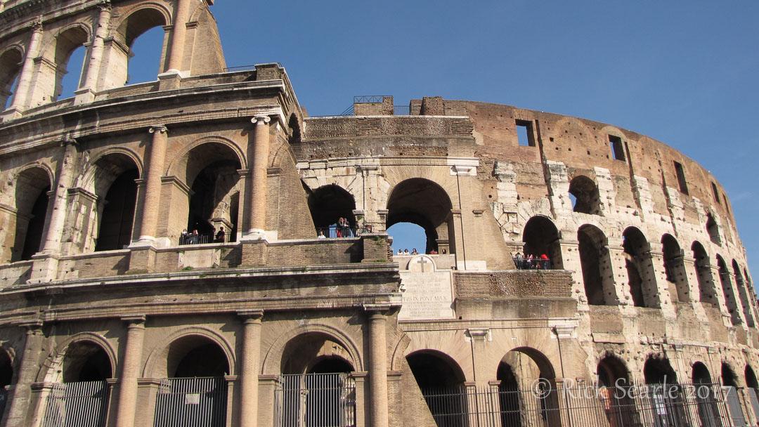 Colesseum, Rome, Italy