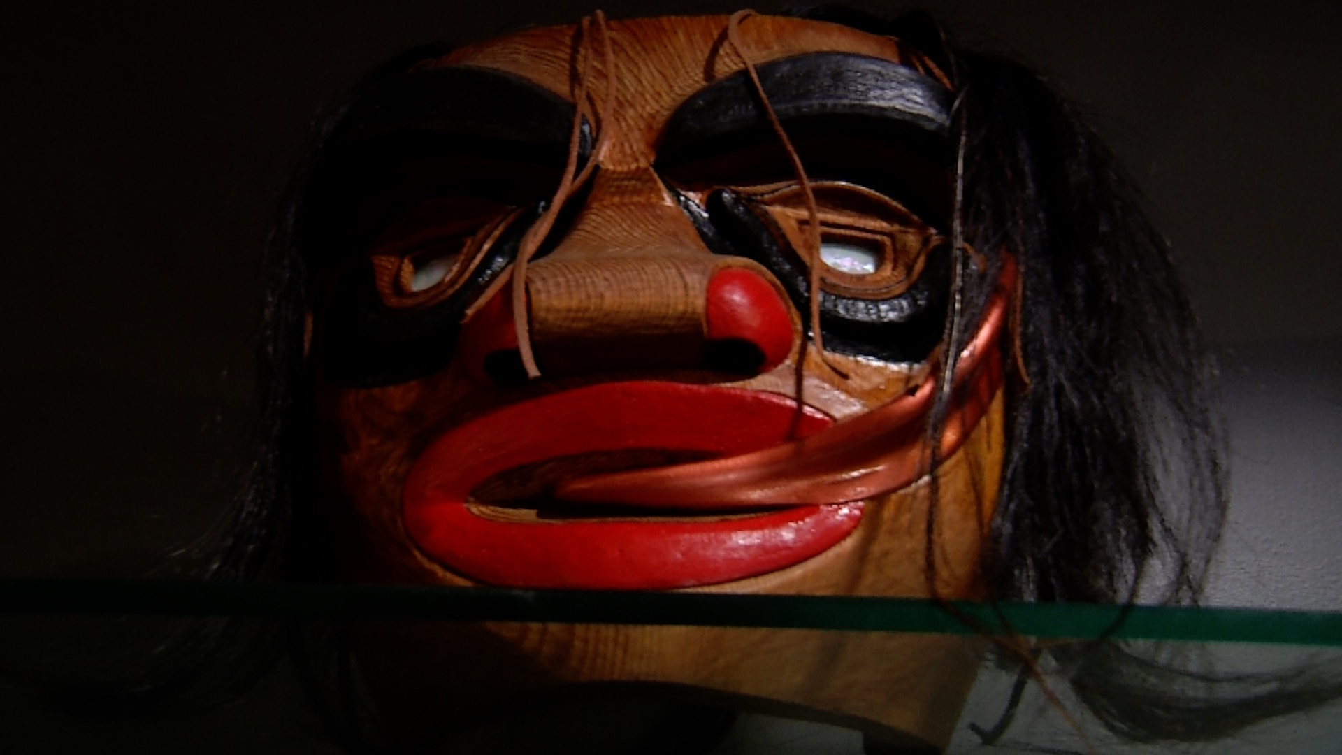 Songhees Mask