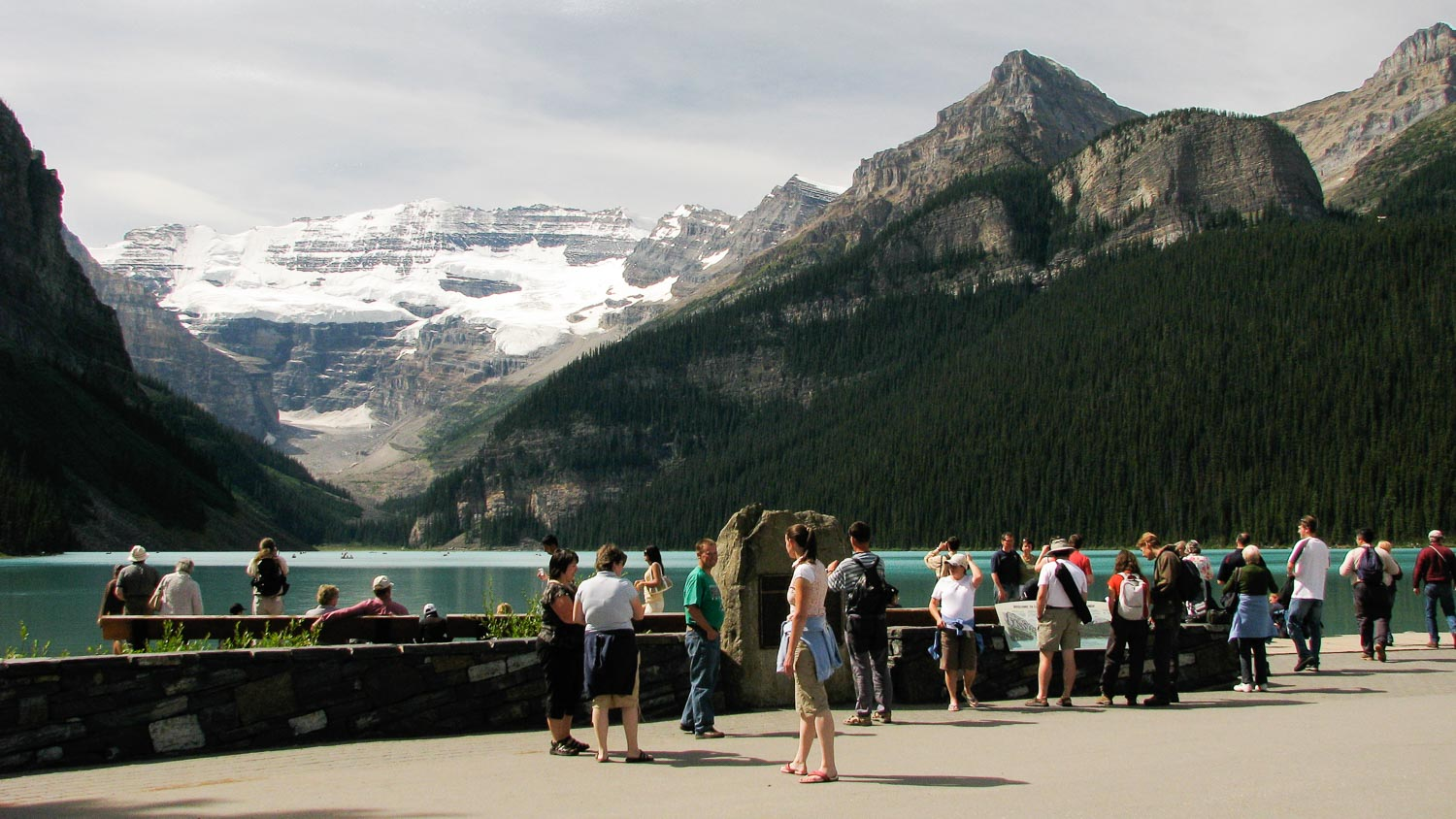 Lake Louise Banff NP