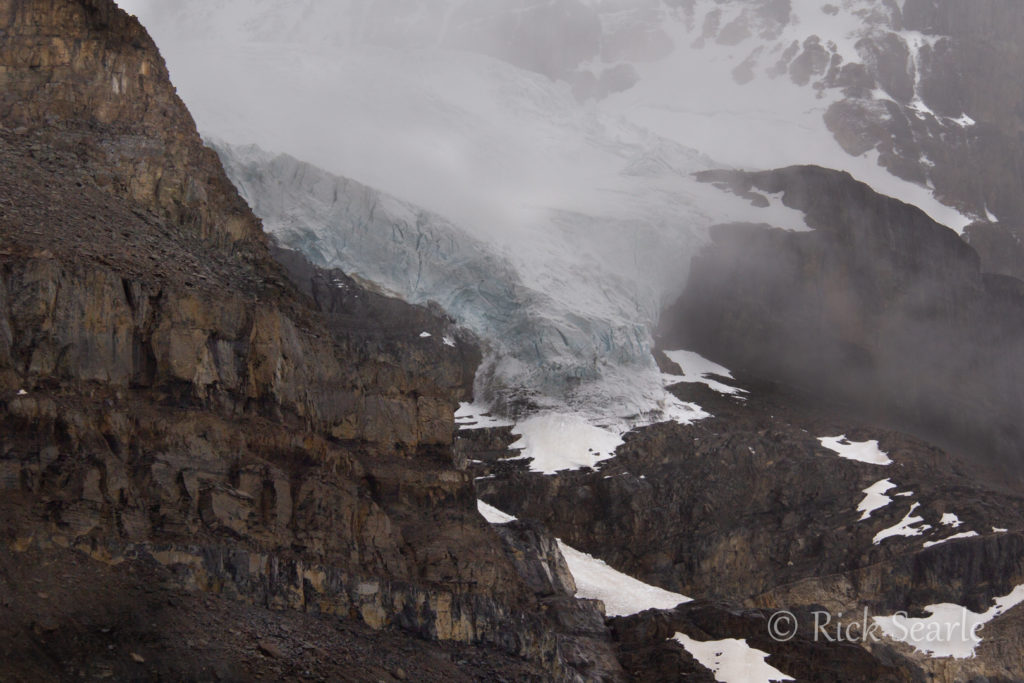Double A Glacier Icefields