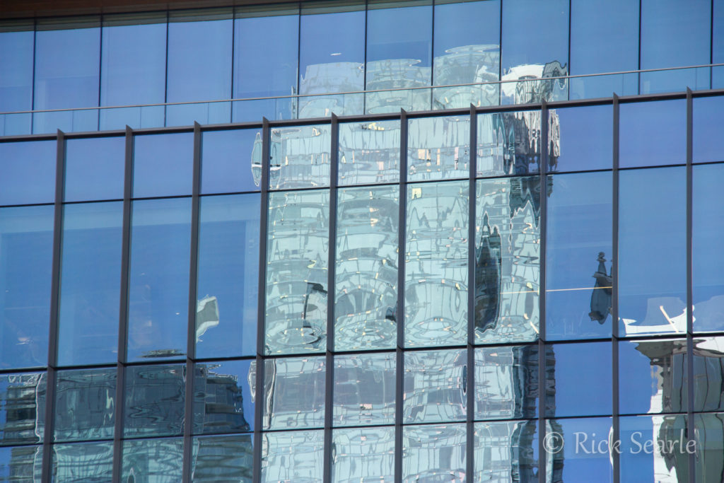 High Rise Reflection