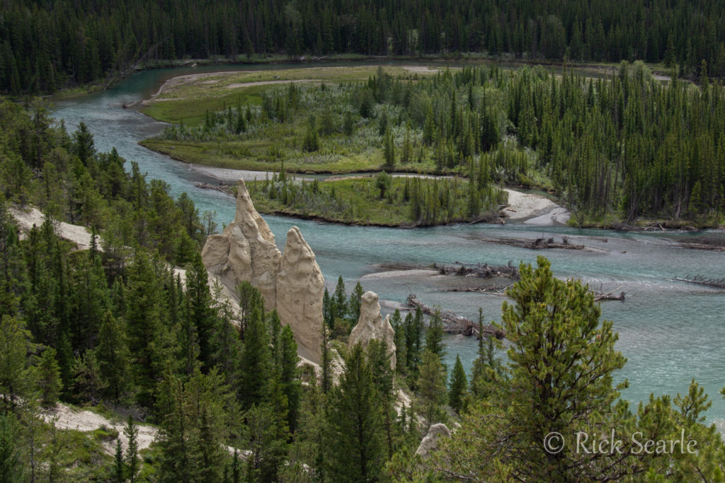 hoodoos & Bow River