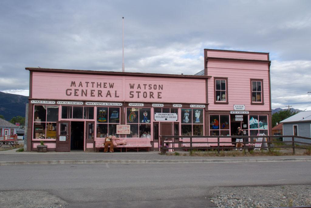 Watson Store Carcross