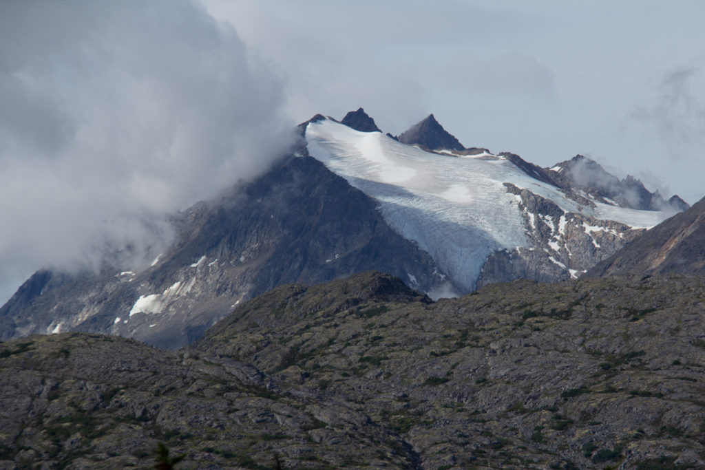 White Pass Mountains