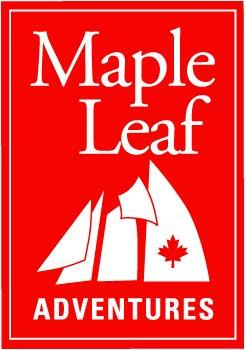 Logo for Maple Leaf Adventures