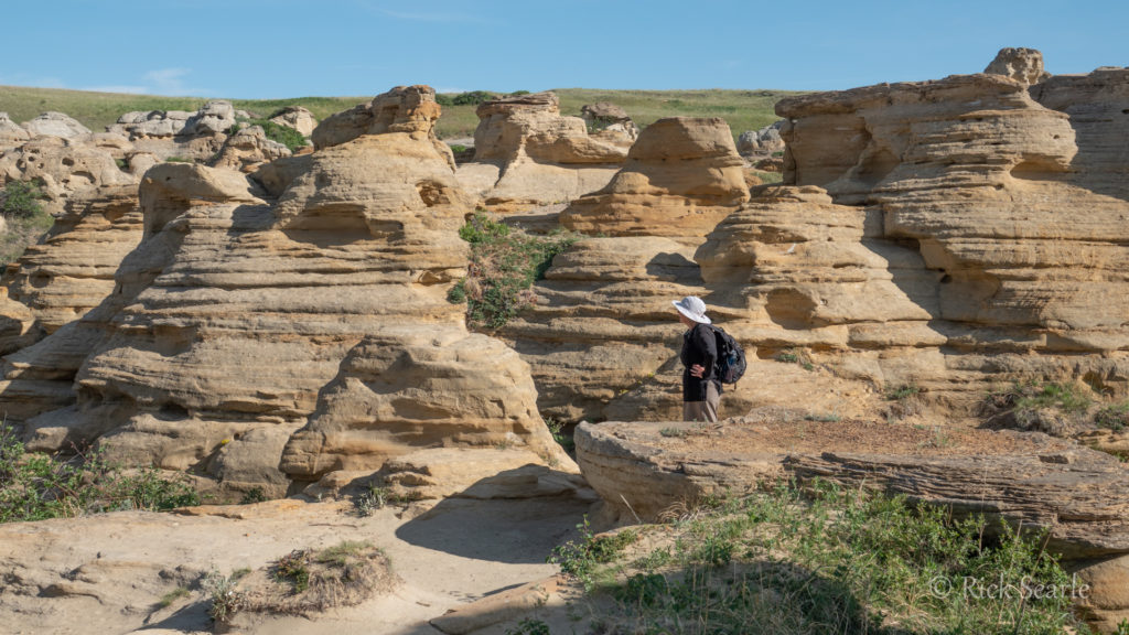 Hoodoos of Writing-On-Stone Provincial Park