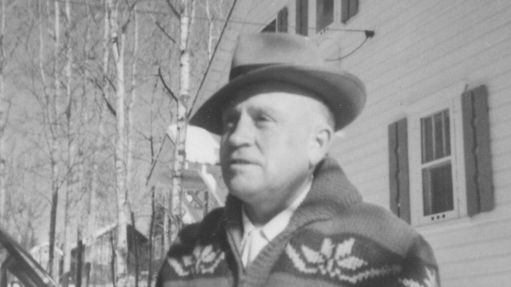 Irvine Baker Grandpa B